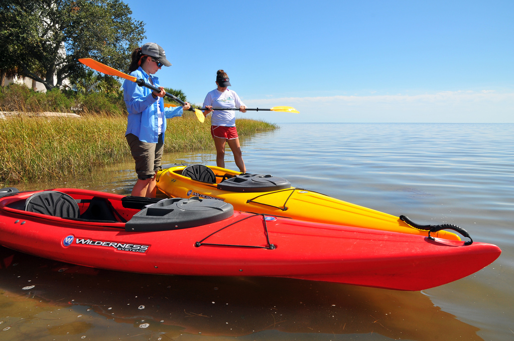 Wilderness systems pungo 140 and pungo 120 for Wilderness systems fishing kayaks